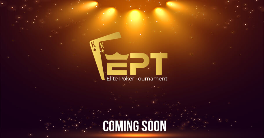 Live Poker COMING SOON – Introducing Elite Poker Tournament