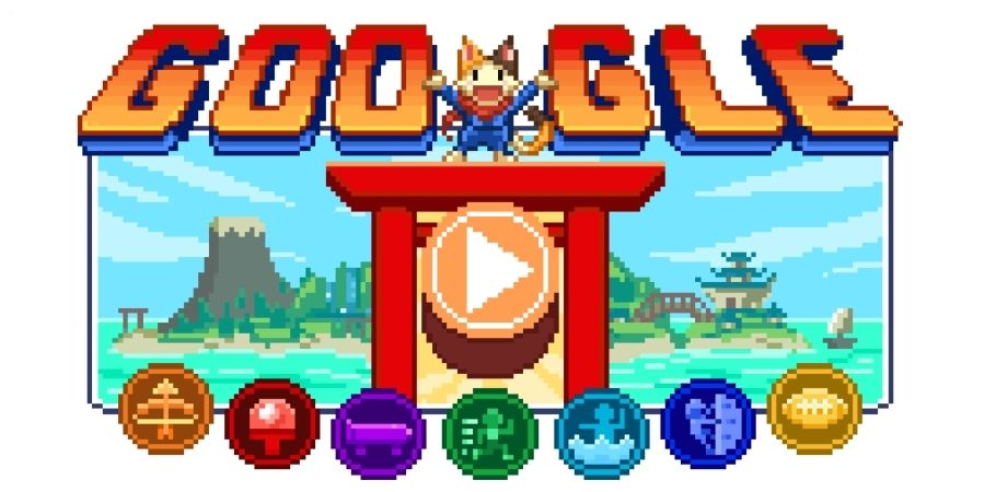 Google Launches 'Doodle Champion Island Games' To Commemorate Tokyo Olympics