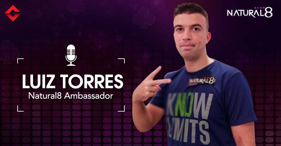 Brazil's Luiz Torres On His Natural8 Partnership & Twitch Streams