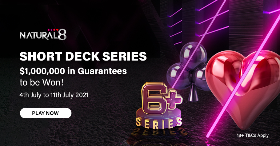 Natural8 to host GGPN's First-Ever Short Deck Series
