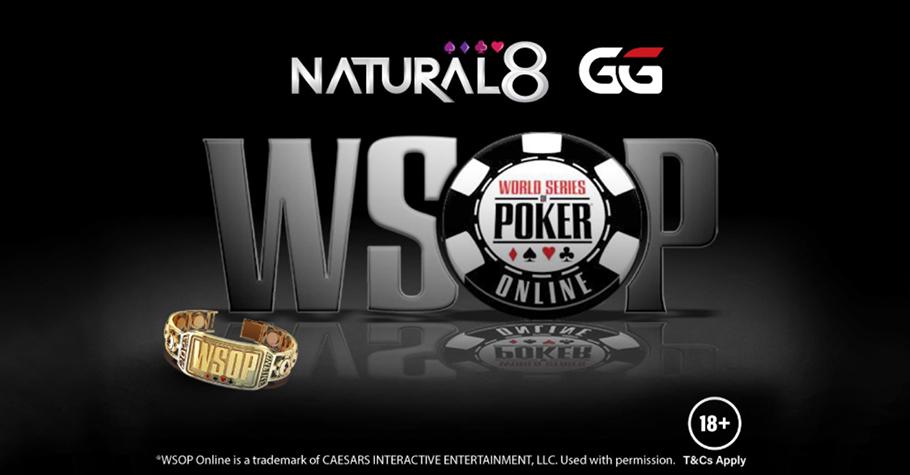 WSOP Online 2021 Returns With 33 Bracelet Events