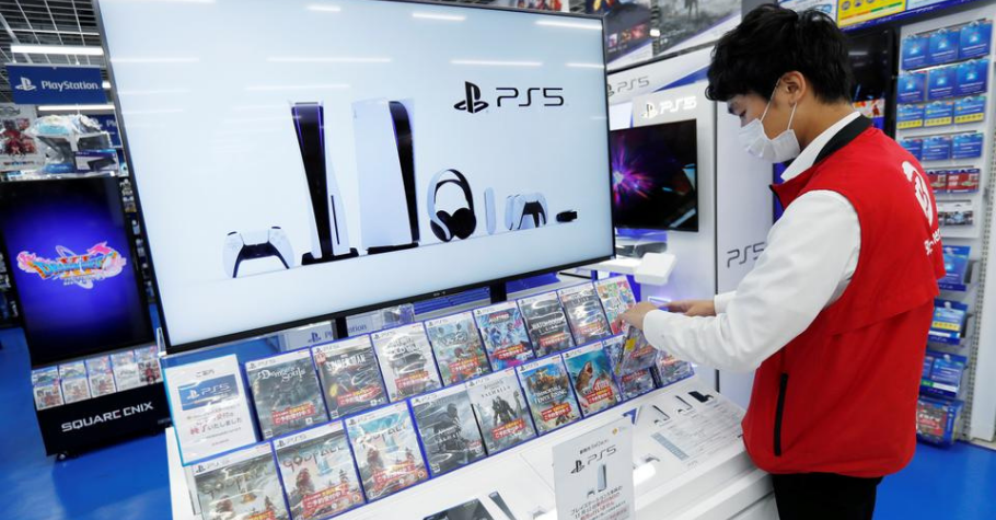 Sony PS5 Restock Goes Live Then Sells Out In 5 Minutes!