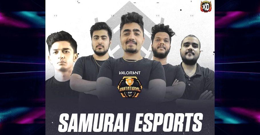Samurai Esports To Participate In Valorant Invitational Cup