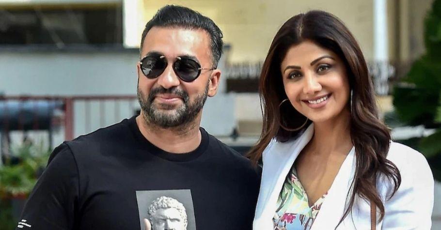 Actress Shilpa Shetty's Husband Raj Kundra Arrested In Porn Racket