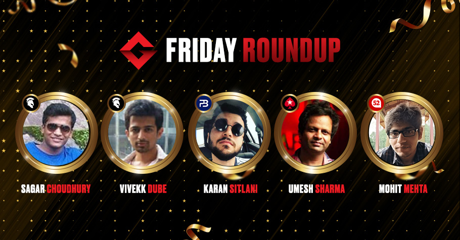 Friday Round Up: Sagar Choudhury Grabs The Biggest Prize Money After Nailing The Elite