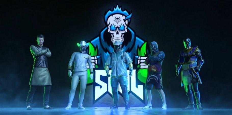 Team S8UL Announces It's Battlegrounds Mobile India Roster