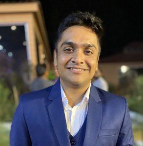 Taral Patel. Head of Esports, Loco