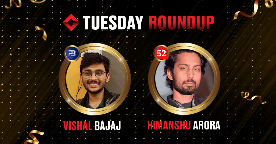 Tuesday Round Up: Vishal Bajaj Ships Endeavour While Himanshu Arora Ends The Mint In A Deal