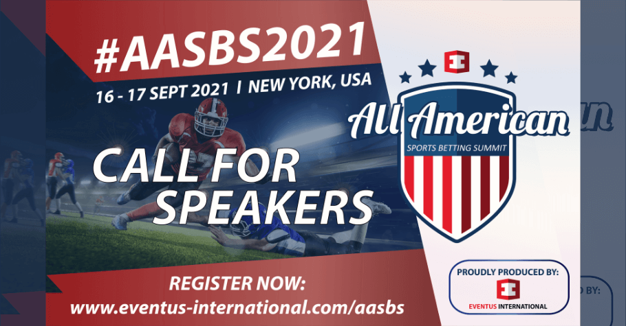 Eventus International Now Accepting Speakers For All American Sports Betting Summit 2021