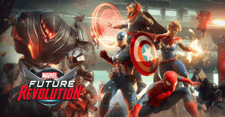 Marvel's Free-To-Play Mobile Game Launching Soon
