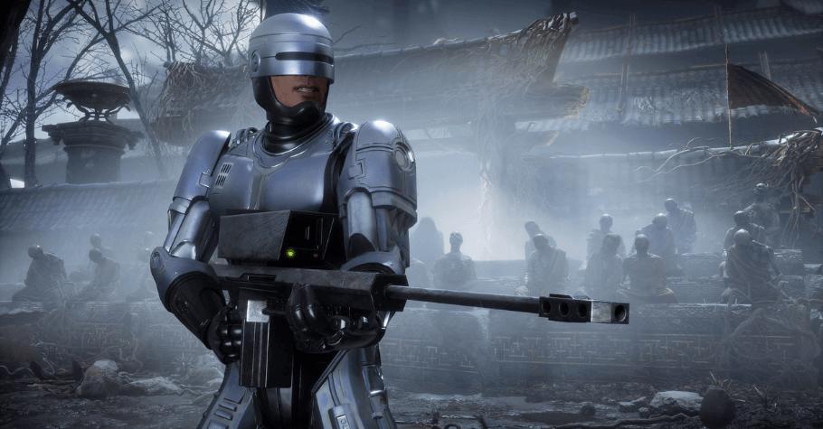 New Robocop Video Game Coming In 2023