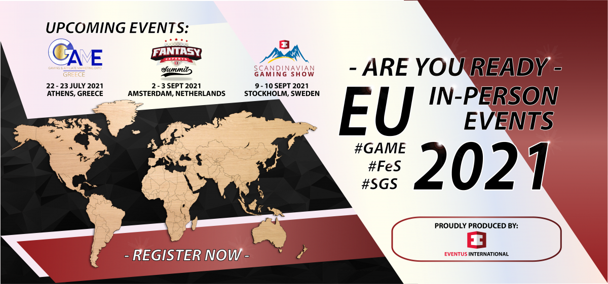 Are You Ready Europe – Join Eventus International in Greece, Netherlands & Sweden