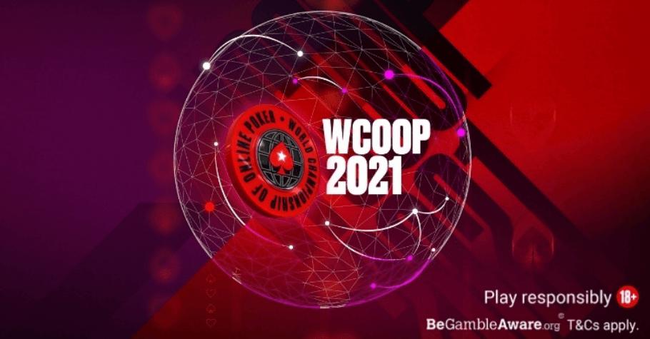 PokerStars 2021 WCOOP: $100 Million Guarantee On Offer
