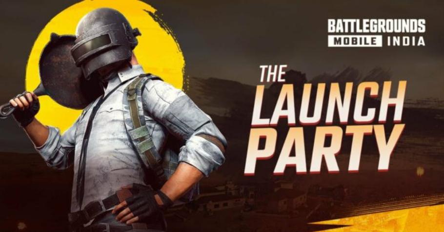 Battlegrounds Mobile India: Krafton Announces Launch Party Event