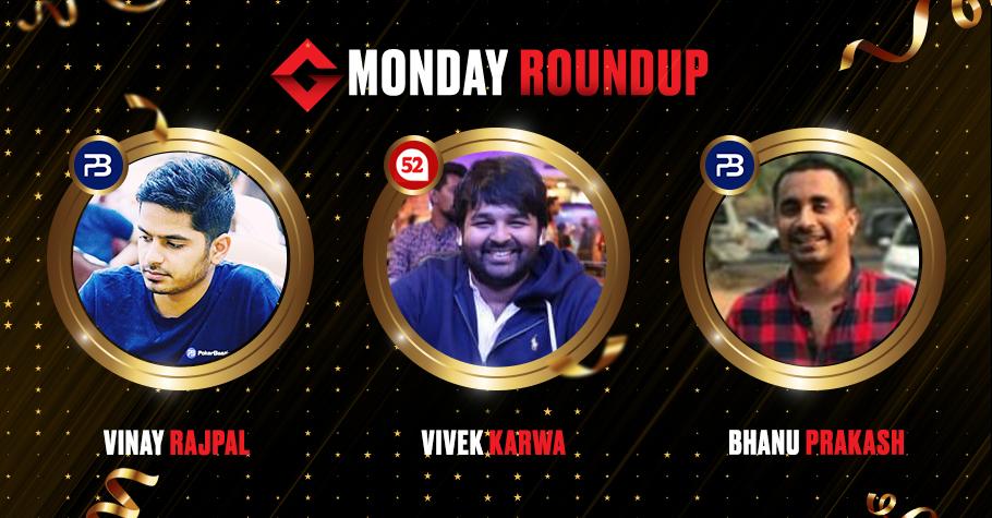 Monday Round up: Shubham Agarwal Ships APT Monday Major For ₹4.09 Lakh