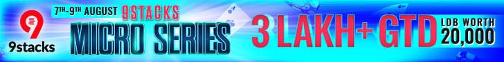 9stacks Mirco Series August 2021