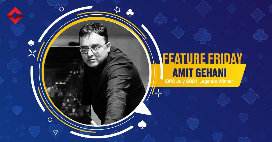 Feature Friday With IOPC Legends Winner Amit Gehani