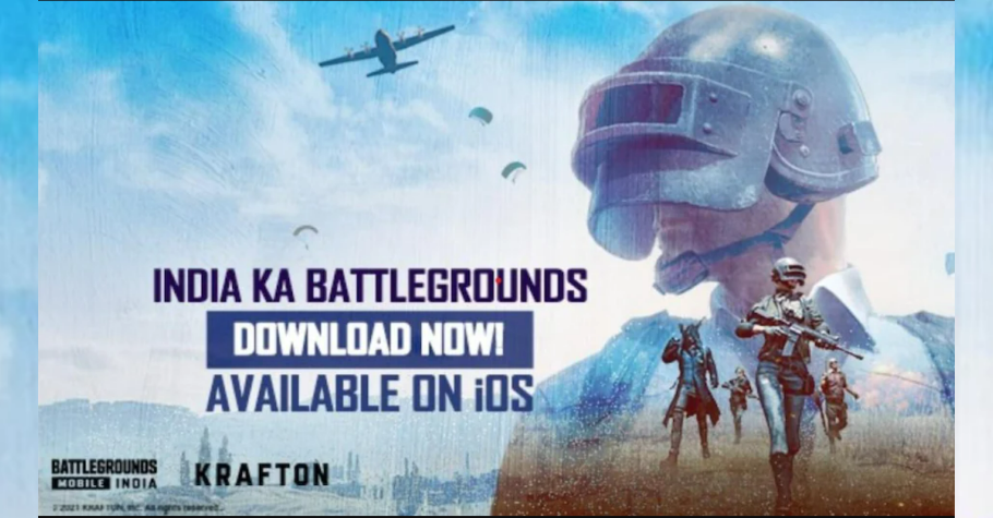 Krafton Launches Battlegrounds Mobile India On iOS App Store