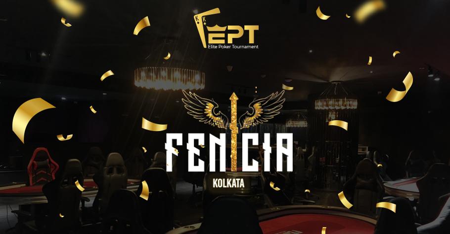 Elite Poker Tournament Will Host Live Event At Club Fenicia, Kolkata