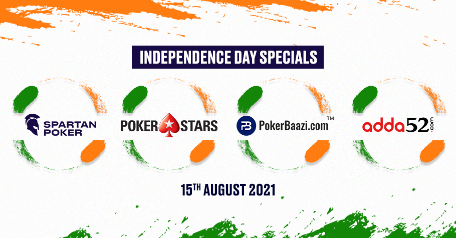 Independence Day 2021: Here Are Some Exciting Tournaments To Boost Your Bankroll