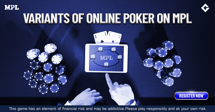 Mobile Premier League Offers Several Exciting Variants Of Online Poker