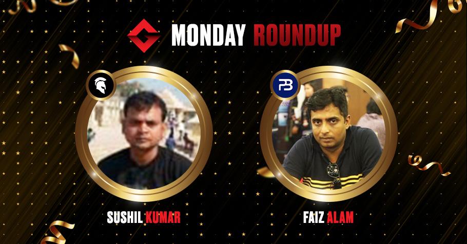 Monday Round Up: Kumar, Alam & Manna Shipped Big Titles Yesterday