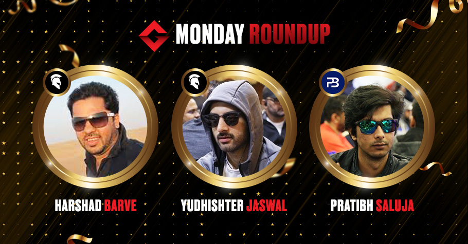 Monday Round Up: Yudhishter Jaswal's Spectacular Performance Made Him The Biggest Winner Of The Night