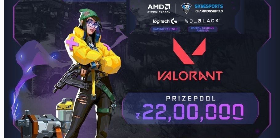 Skyesports Championship 3.0: Valorant Event To Feature A Massive Prize Pool Of 22 Lakh
