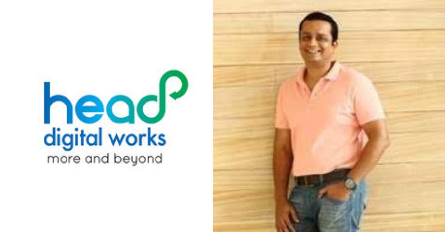 Prabhakar Sunder Joins Head Digital Works As CFO