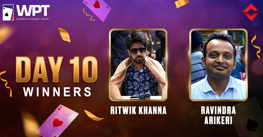 WPT Day 10: Ritwik Khanna Becomes Biggest Winner Of The Night
