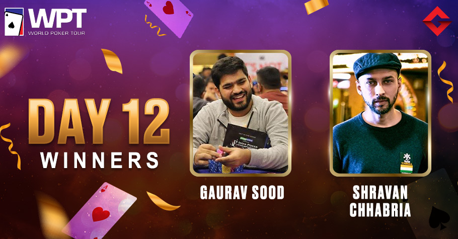 WPT Day 12: Gaurav Sood Clinches WPT Super High Roller Title For a Massive 32,60,295