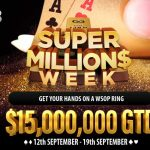 Natural8 Presents Super MILLION$ Week With $15M In Guarantee