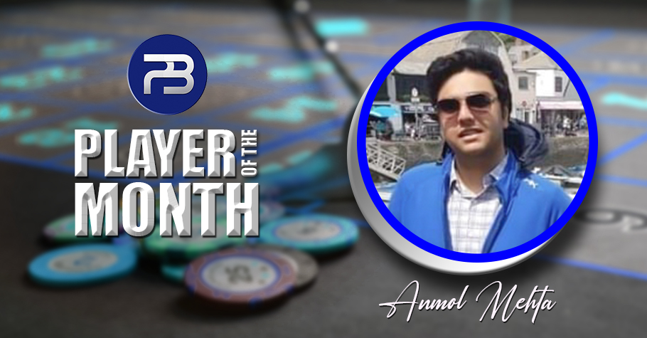 Climbing The Poker Summit: In Conversation With Anmol Mehta