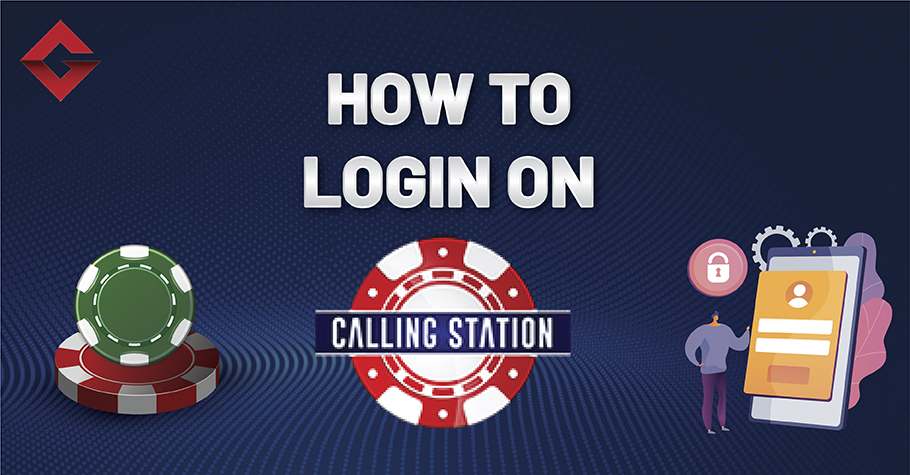 How To Login On Calling Station?