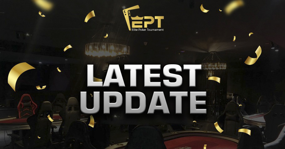 Here's The Latest Update On The Elite Poker Tournament