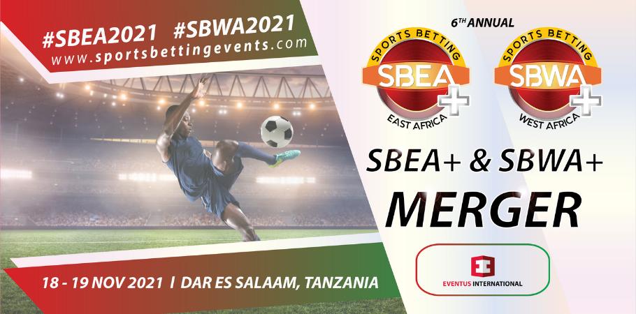 Eventus International Announces Sports Betting East Africa+ and Sports Betting West Africa+ Merger