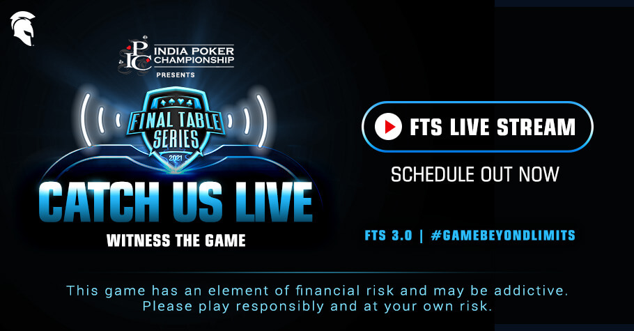 Don't Miss The Action As The Livestream Schedule For FTS 3.0 Is OUT NOW!