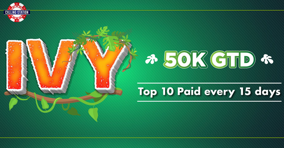 Calling Station Offers IVY Promotion With 50K GTD!