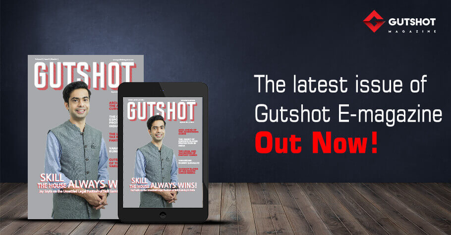Gutshot's September E-magazine Dives Into Online Gaming Industry's Legal Muddle