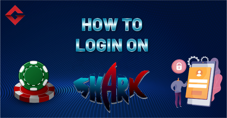 How To Login On Pokio-SHARK?