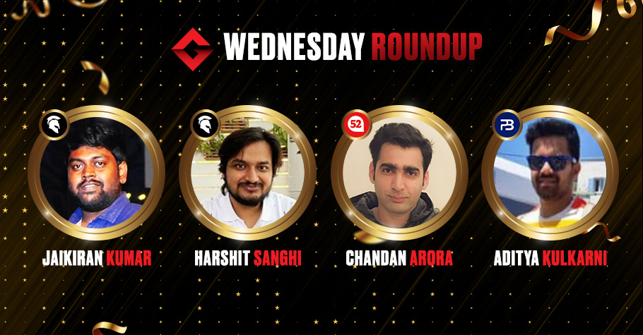 Wednesday Round Up: Harshit Sanghi Ships Destiny To Emerge As The Biggest Winner Of The Night