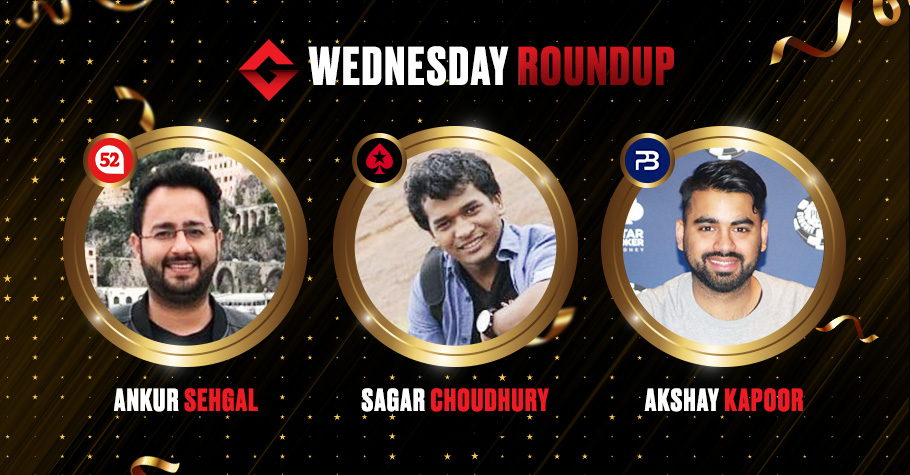 Wednesday Round Up: Ankur Sehgal Nails Maverick To Become The Biggest Winner Of The Night