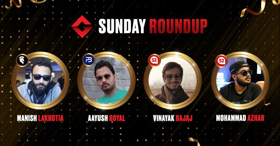 Sunday Round Up: Lakhotia, Azhar And Bajaj Among Others Clinch Top Spots