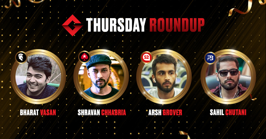 Thursday Round-Up: Arsh Grover Ships Adda52's Godfather For 6,12,500