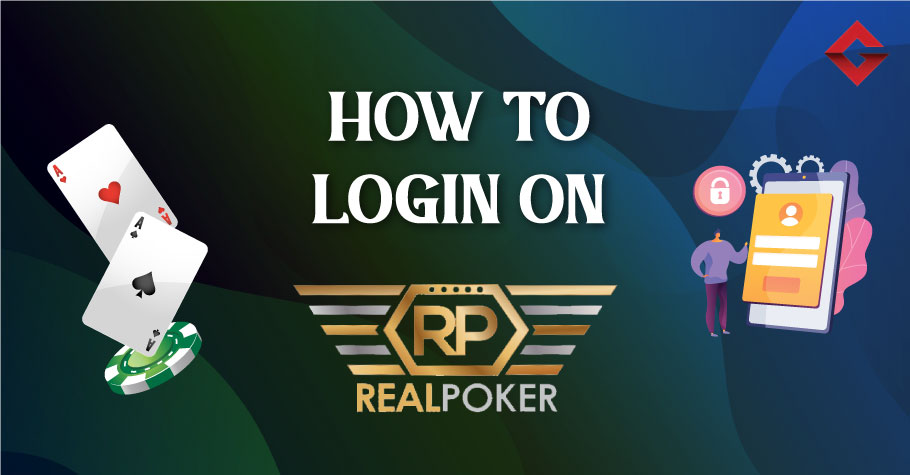 How To Login On Real Poker?