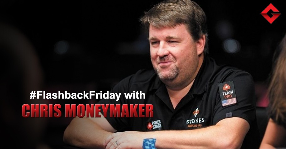 #FlashbackFriday To The Time When Chris Moneymaker Made The World's Biggest Bluff