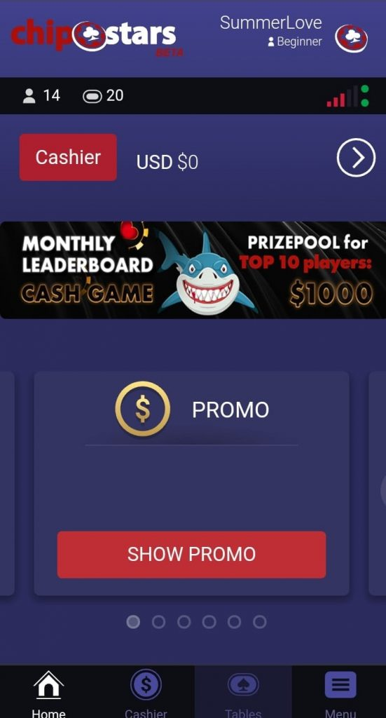 How To Deposit On Chipstars?
