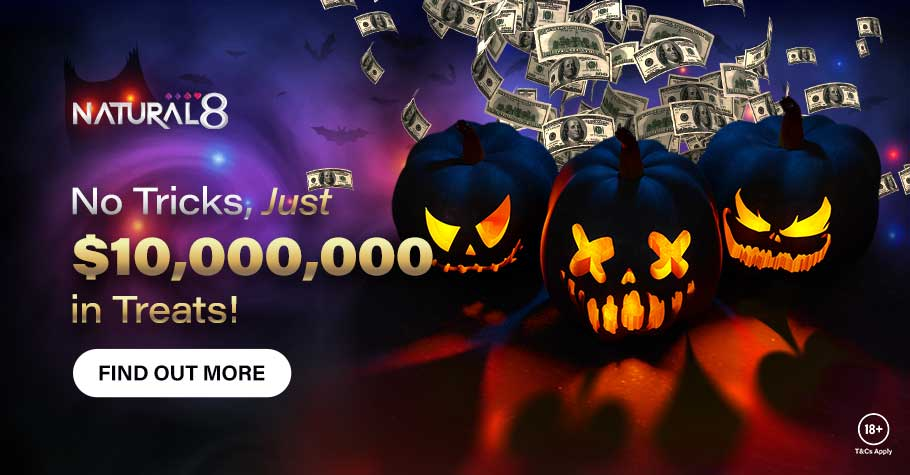 Natural8's October Giveaway Offers Cash Prizes Worth A Gigantic 10,000,000
