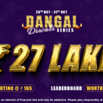 Pokerdangal's Dds Gives You A Chance To Win 27 Lakh In Cash Prizes!