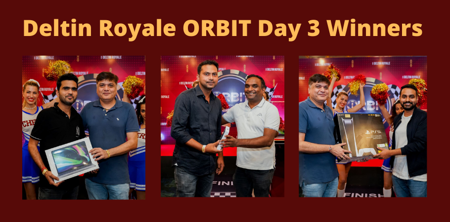 Day 3 at Deltin Royale's ORBIT Ends On A High Note
